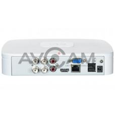 4-х канальный мультиформатный  видеорегистратор RVi-HDR04LA-M V.2
