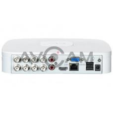 8-ми канальный мультиформатный видеорегистратор RVi-HDR08LA-M V.2