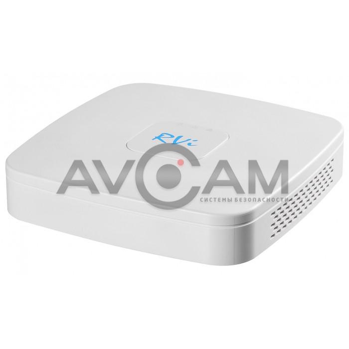Сетевой 4-канальный Видеорегистратор RVi-1NR04120