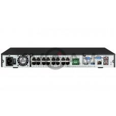Сетевой 16-канальный Видеорегистратор RVi-IPN16/2-16P-4K