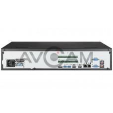Сетевой 64-канальный Видеорегистратор RVi-IPN64/8-4K-PRO V.2