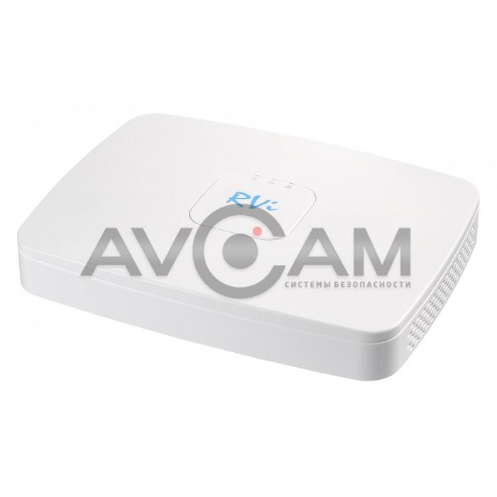 Сетевой 8-канальный Видеорегистратор RVI-1NR08120