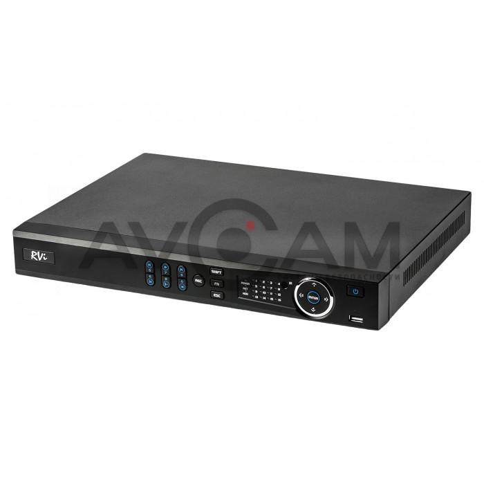 Сетевой 8-канальный Видеорегистратор RVi-1NR08240