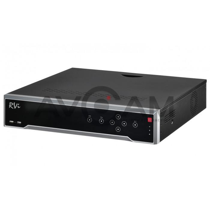 Сетевой 32-канальный Видеорегистратор RVi-2NR32840