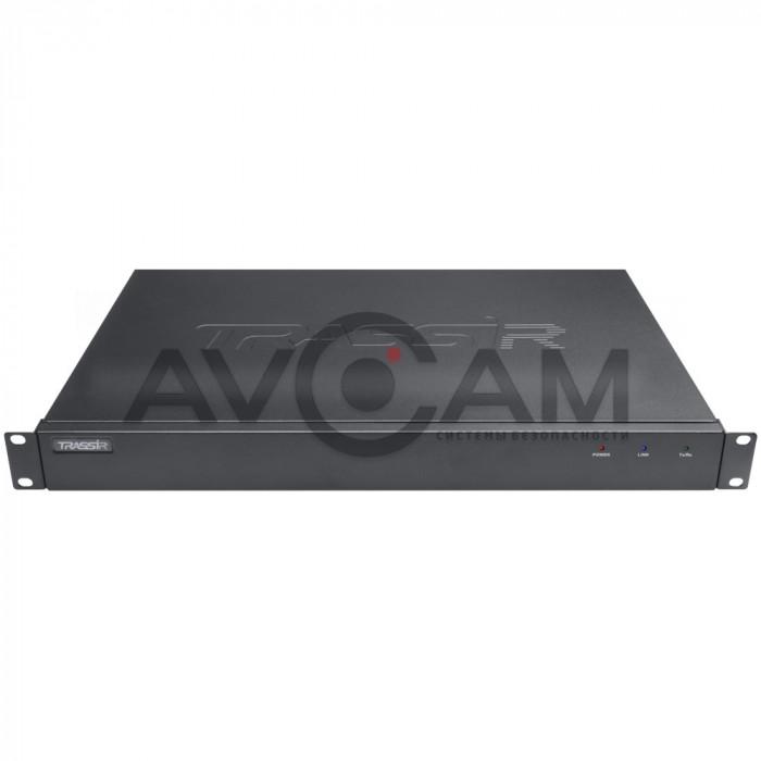 Сетевой 16-канальный Видеорегистратор TRASSIR MiniNVR AF 16