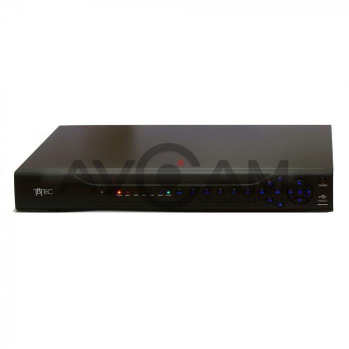 Сетевой 32х-канальный Видеорегистратор TBTEC TBR-N2532