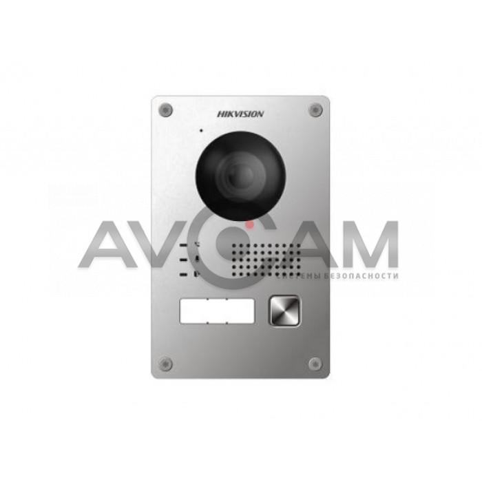 2 Мп IP вызывная панель с ИК-подсветкой (2-х проводная) Hikvision DS-KV8103-IME2
