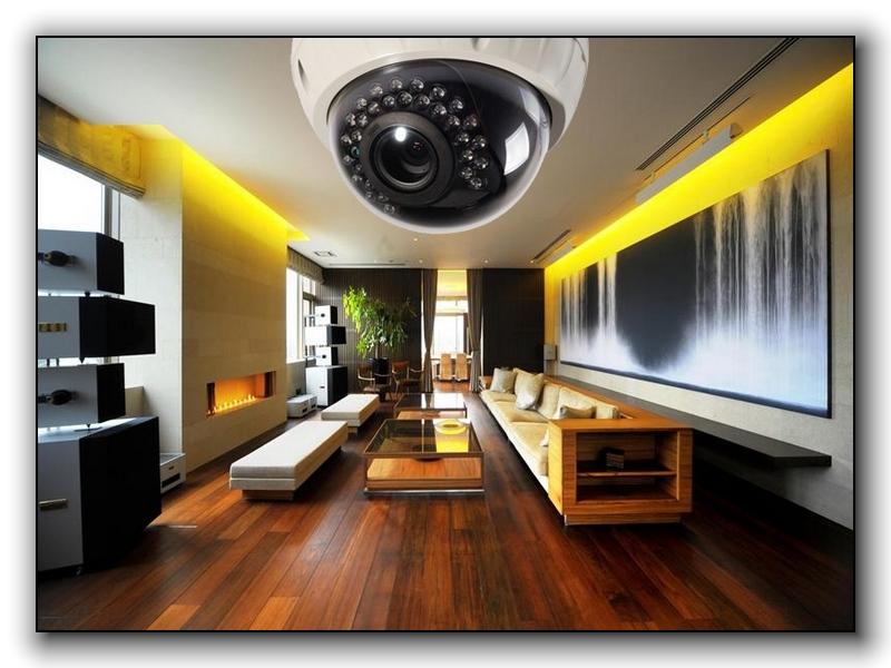 Видеонаблюдение для квартиры с записью